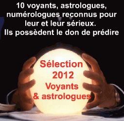 les 10 meilleurs astrologues et voyants