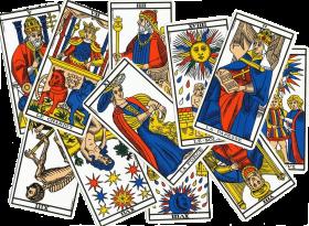 Le Tarot de l'art d'aimer : L'Hermite