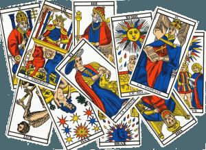 Tarot de Marseille et éveil de la perception intuitive