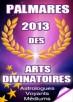 Meilleurs voyants et astrologues année 2013