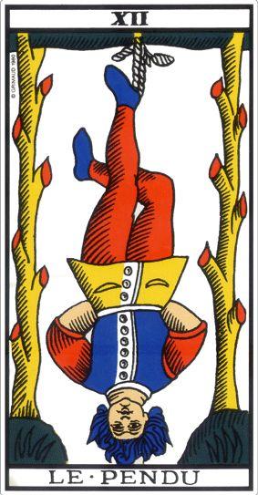 Le Pendu - Arcane XII