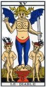 Arcane XV : Le Diable
