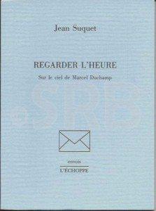 Jean Suquet - Regarder l'heure