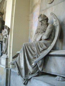 Saturne au cimetière de-Staglieno0140