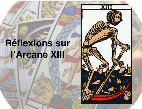 Tarot : réflexions sur L'arcane sans nom