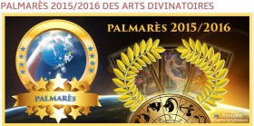 Palmarès 2015-2016