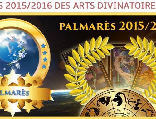 Palmarès 2015 – 2016 – Astrologue -Tarologue