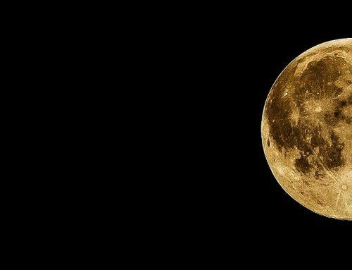 La première pleine Lune 2020…